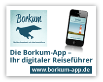 Borkum App Website